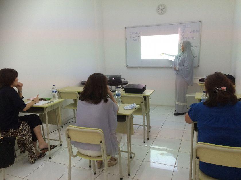 インドネシア語コース
